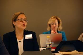 Katrin Auel (Institute for Advanced Studies, Vienna) and Julie Smith (POLIS, University of Cambridge)